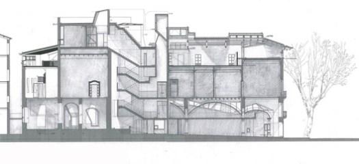 via Duch-Piza Arquitectos + Flores & Prats