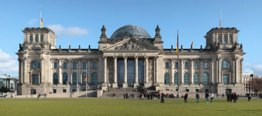 Reichstag. Image Courtesy of Matthew Field, licensed under GFDL 1.2 via Commons