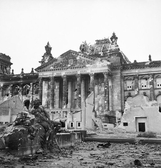 Berlin Reichstag. Image Courtesy of Wikimedia User Fae Licensed Under Public Domain