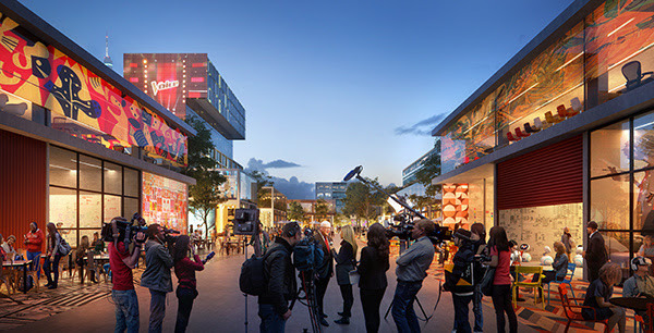 Gallery Of Unstudio Creates Urban Vision For Hilversum S