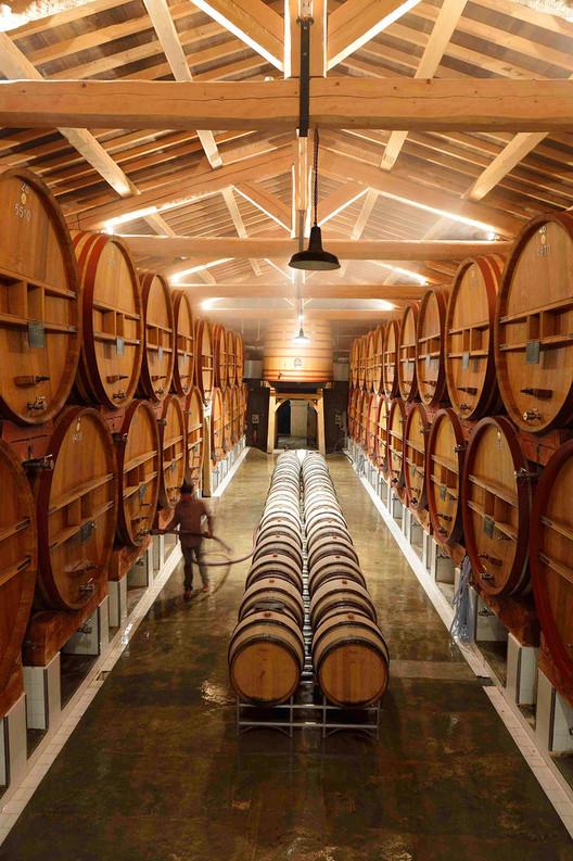 Cortesía de Beaucastel Winery Beaucastel Winery