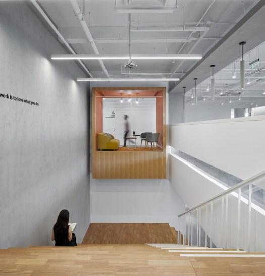 Speech Corner. Image © Zhao Bin Unique Architecture Photography