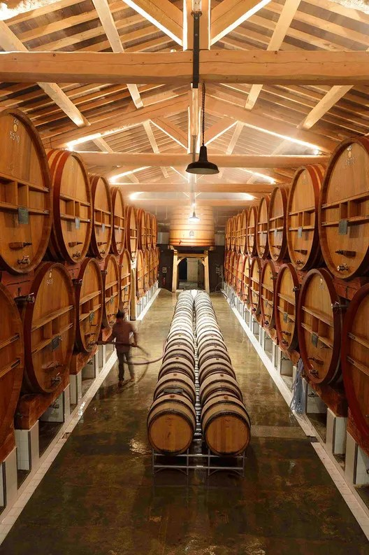 Cortesía de Beaucastel Winery Beaucastel Winery