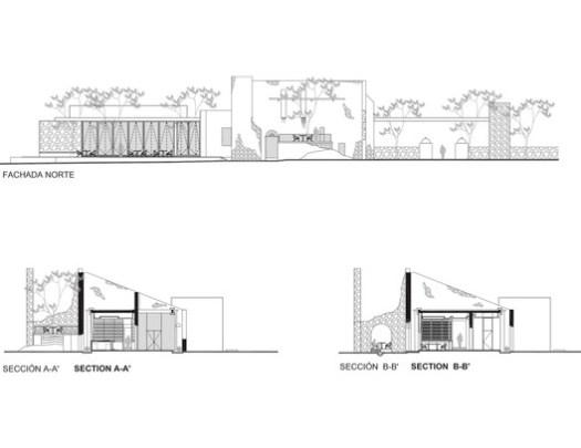 via Central de Proyectos SCP + Jorge Bolio Arquitectura + Mauricio Gallegos Arquitectos + Lavalle  Peniche Arquitectos