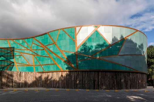 Primary School MOPI Extension / Mareines+Patalano Arquitetura. Image © Leonardo Finotti
