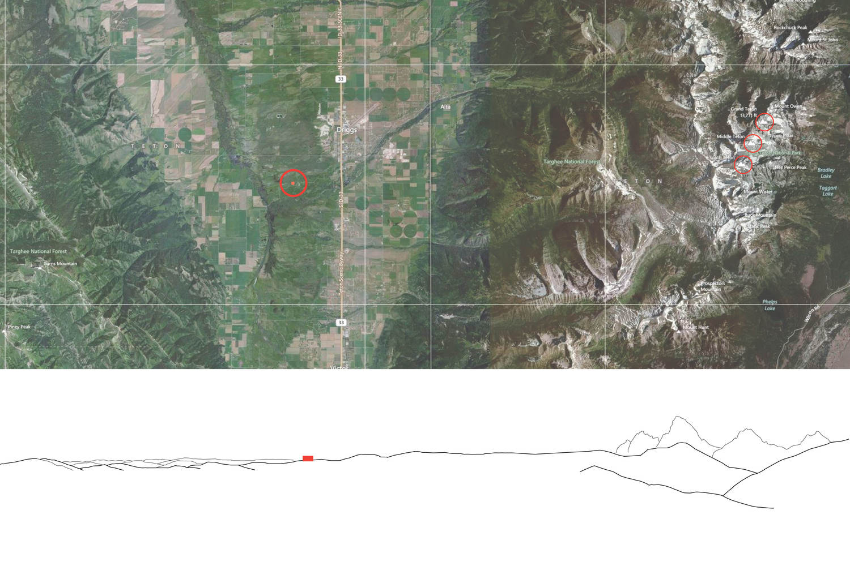 teton residence ro rockett design [ 1500 x 1000 Pixel ]