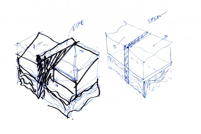 teton residence ro rockett design context diagram [ 1500 x 1000 Pixel ]