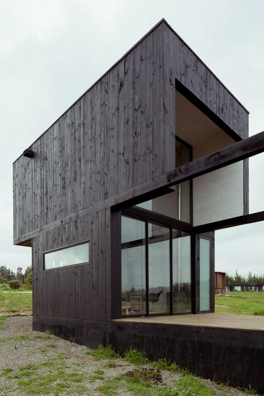 11 BL 2 House - Hammer Cabin / UMWELT Architecture