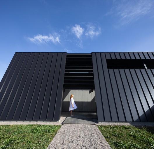 OGA_Kingsburg_0069 Treow Brycg House / Omar Gandhi Architect Architecture