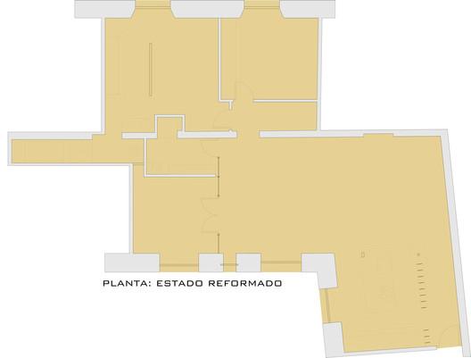 Floor Plan (Refurbished Situation)