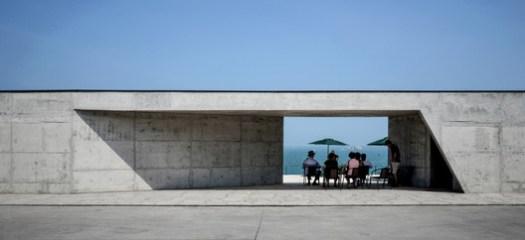 Leisure pavilion entrance. Image © Peiru Yin