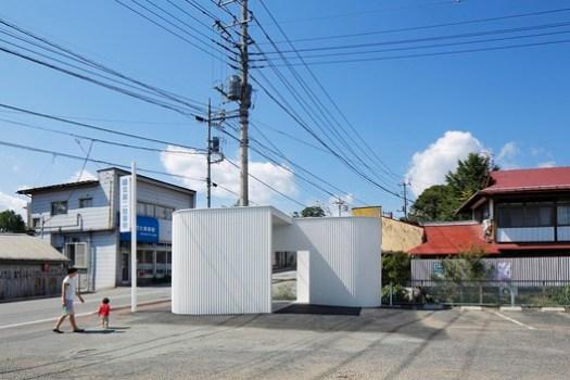 via Kubo Tsushima Architects