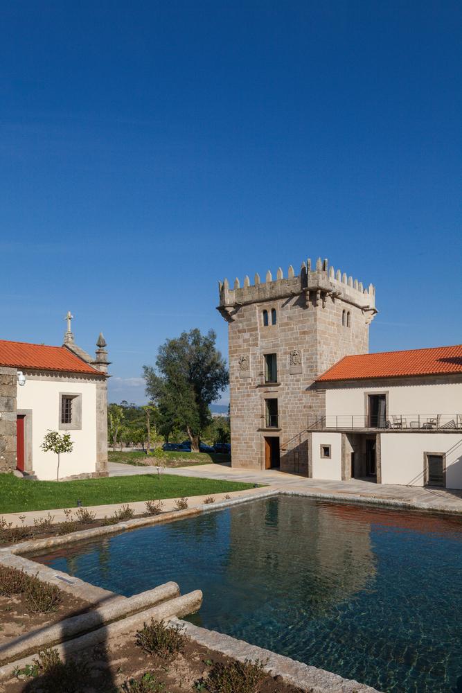 Gallery Of Torre De Gomariz Wine Spa Hotel Paulo Braga