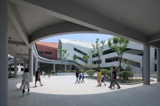 Uder The Corridors. Image © Shengliang Su