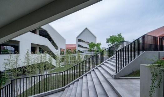 Corridors Create More Activity Areas. Image © Qingshan Wu