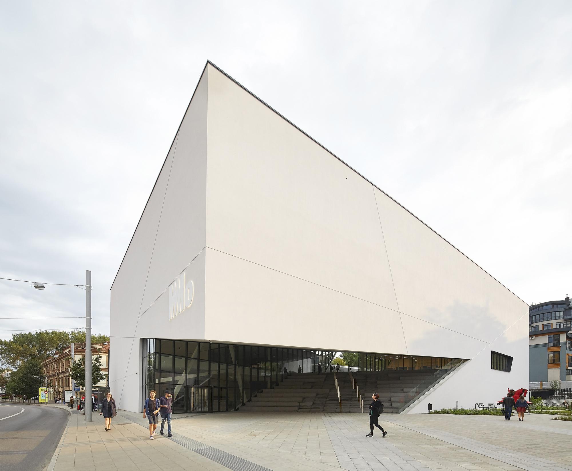Flipboard Mo Museum Of Modern Art Studio Libeskind