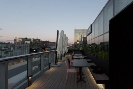 Terrace. Image © Qianqian Zhou