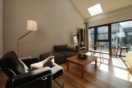 Living room. Image © Jun Liu