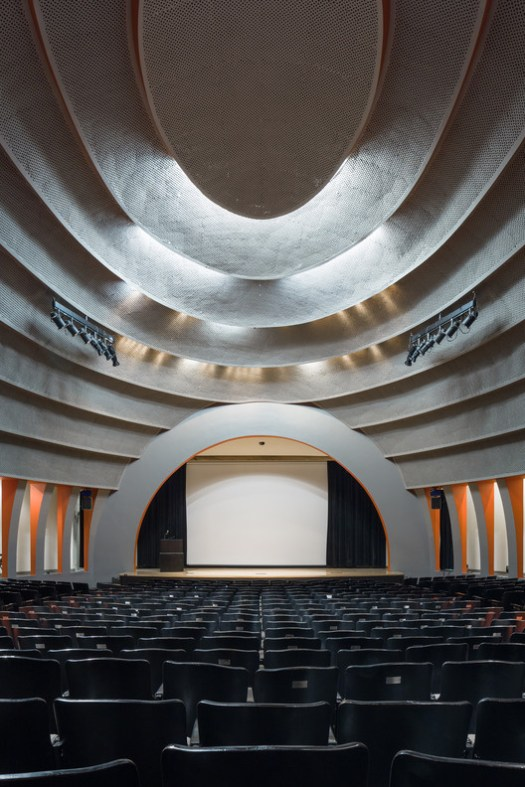New School for Social Research Auditorium / Joseph Urban