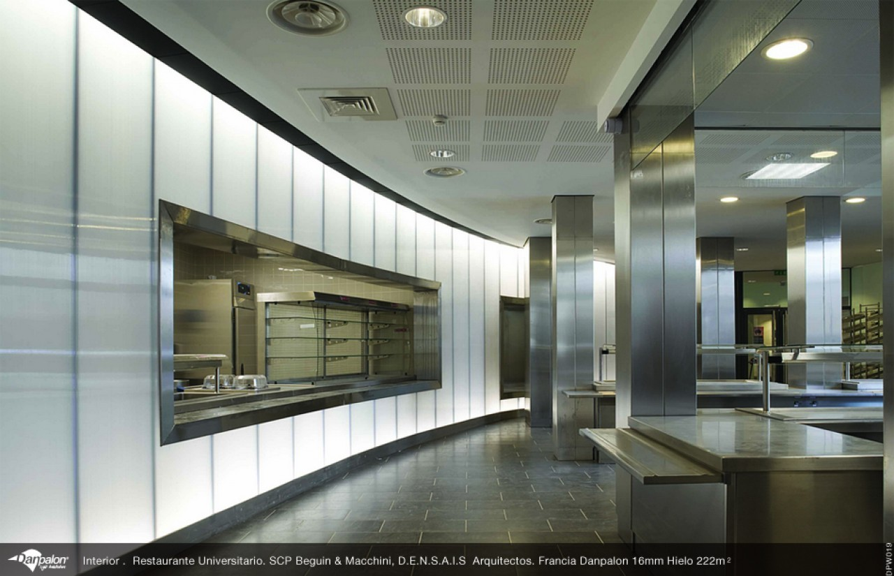 Gallery Of Polycarbonate In Architecture 10 Translucent
