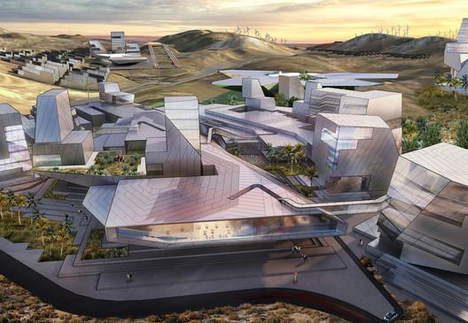 via Tom Wiscombe Architecture