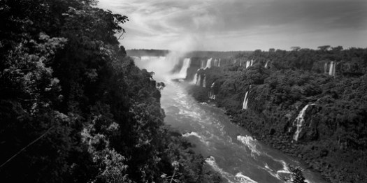 Iguazu Falls, Brazil. Image © Erieta Attali