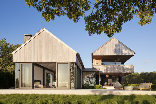 1720_18 East Lake House / Robert Young Architects Architecture