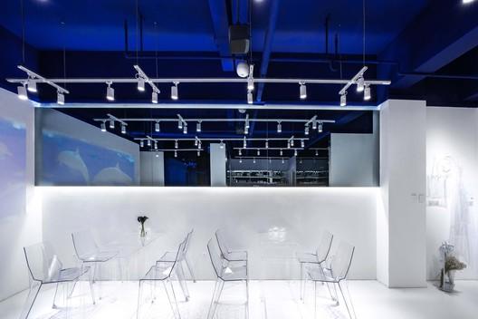 First floor space. Image © Yixiang Wang