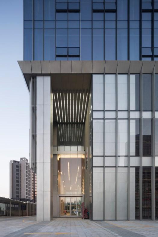 Building Detail. Image © Taipei Ceng