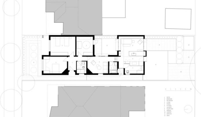 Proposed / Floor plan