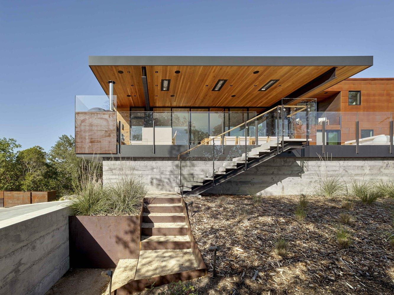 Ridgeview House Zack De Vito Architecture Construction