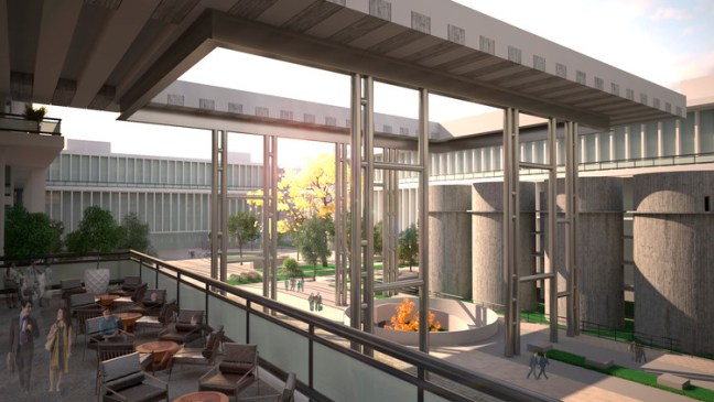 Cortesía de Arquitecto Agustín J. Banchio
