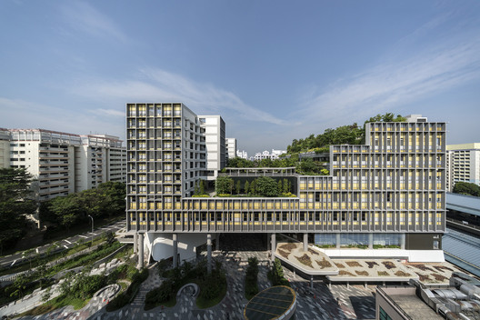 _ds30124 WOHA's Kampung Admiralty Singapore Named 2018 Building of the Year at World Architecture Festival Architecture