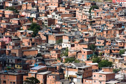 Shacks in Paraisópolis, São Paulo. Image © Fernando Stankuns via Visual Hunt / CC BY-NC-SA