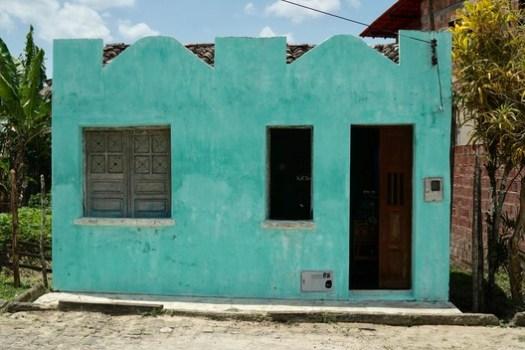 Wattle and daub house. Image © Pedro Levorin