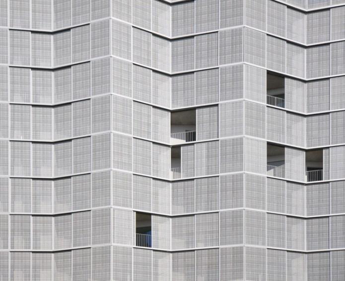 Social Housing in Paris / Bigoni Mortemard , Courtesy of Bigoni Mortemard
