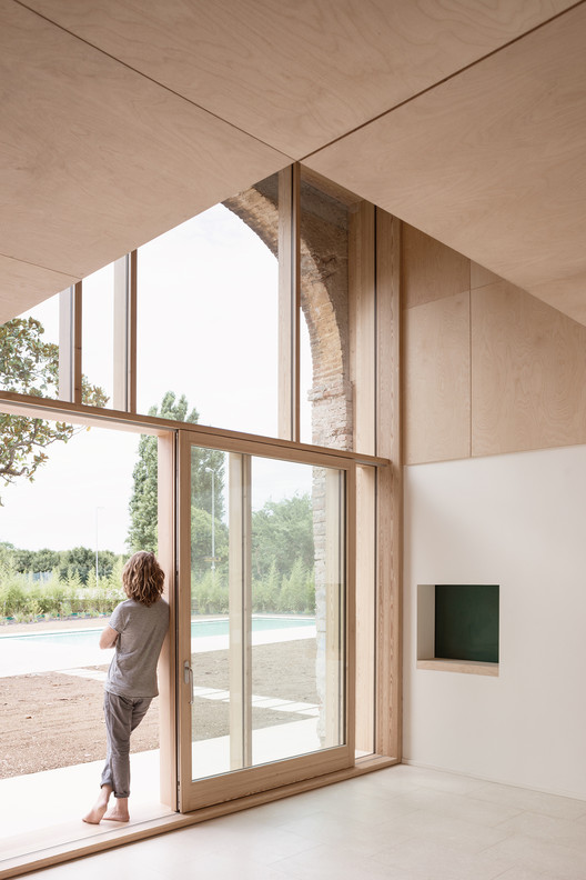 WOK_1005 A Country House in Chievo / studio wok Architecture