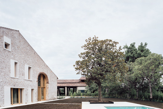 WOK_1031 A Country House in Chievo / studio wok Architecture