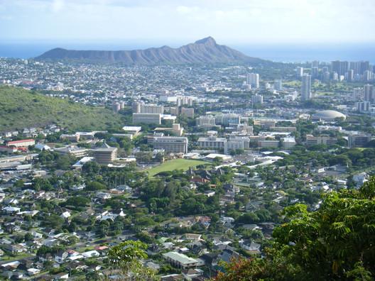 Honolulu, Hawai'i. Image