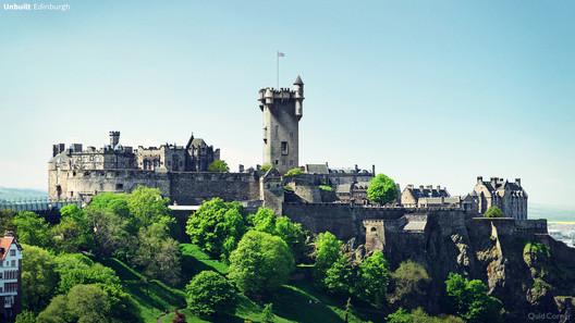 Unbuilt Edinburgh. Image © QuickQuid / Neomam