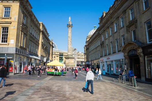 Built Newcastle. Image © QuickQuid / Neomam