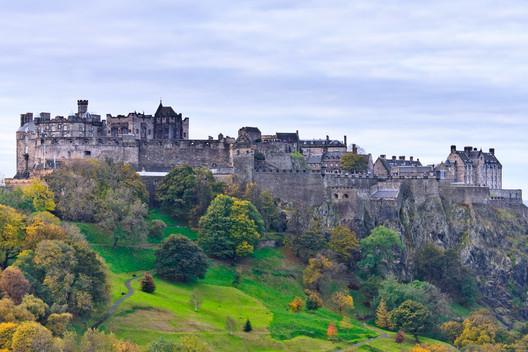 Built Edinburgh. Image © QuickQuid / Neomam