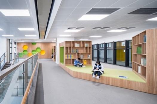 Library . Image © Qingshan Wu