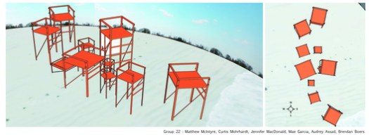 Courtesy of Winter Stations Design Competition