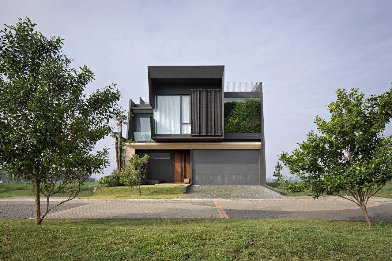 Pj House Rakta Studio Archdaily