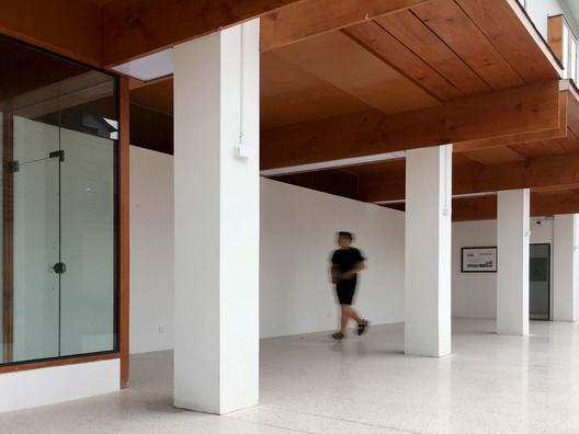 Northern gallery. Image © FangFang Tian