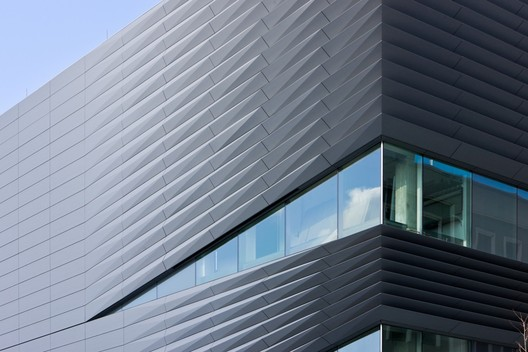 Perry and Marty Granoff Center for the Creative Arts, Brown University / Diller Scofidio + Renfro. Image © Iwan Baan