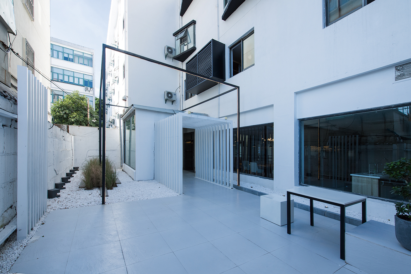 Port Apartment Suzhou Shilu Community Project