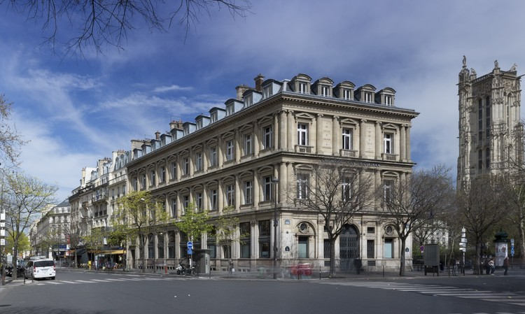 Call for Entries Renovation of the Chambre des Notaires de Paris  ArchDaily