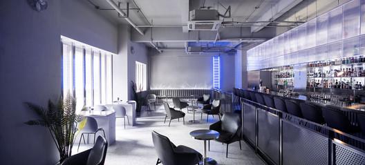 blue bar. Image © Xiao Yun